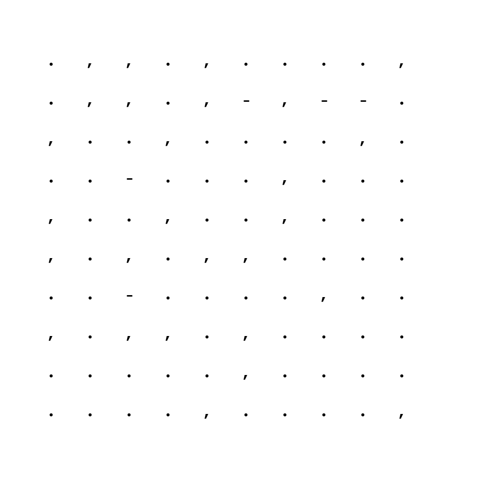 Punctuation in novels adam j calhoun medium but the wild mix of symbols can be beautiful too look at the array of dots and dashes above this morse code is both meaningless and yet buycottarizona Choice Image