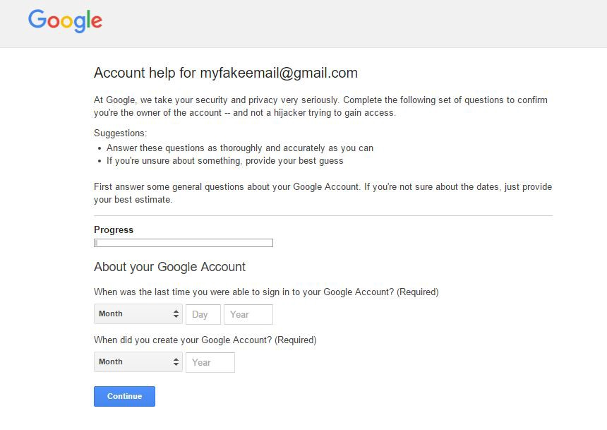 how i lost access to my google account for a month – prad patel – medium