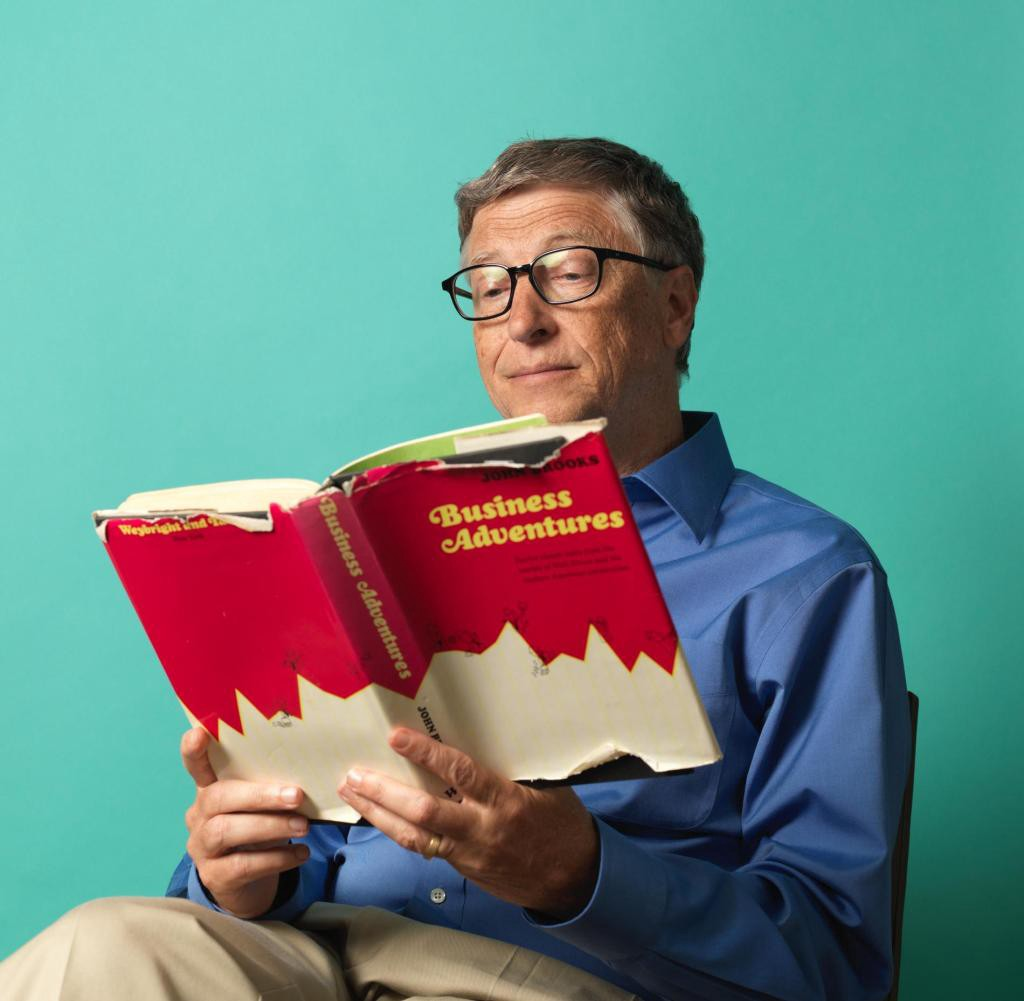 20 Quotes About Books And Reading From Entrepreneurs And World Leaders