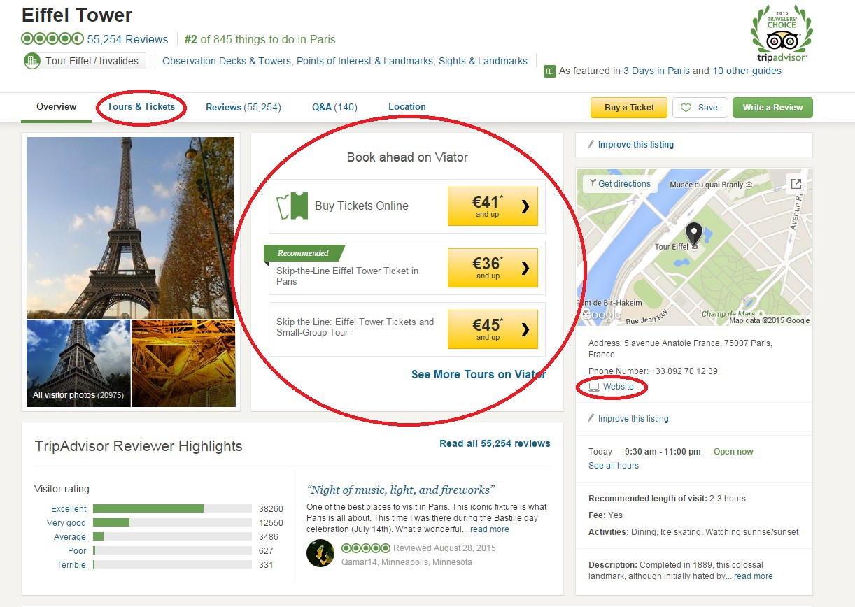 What You Don't Know About TripAdvisor