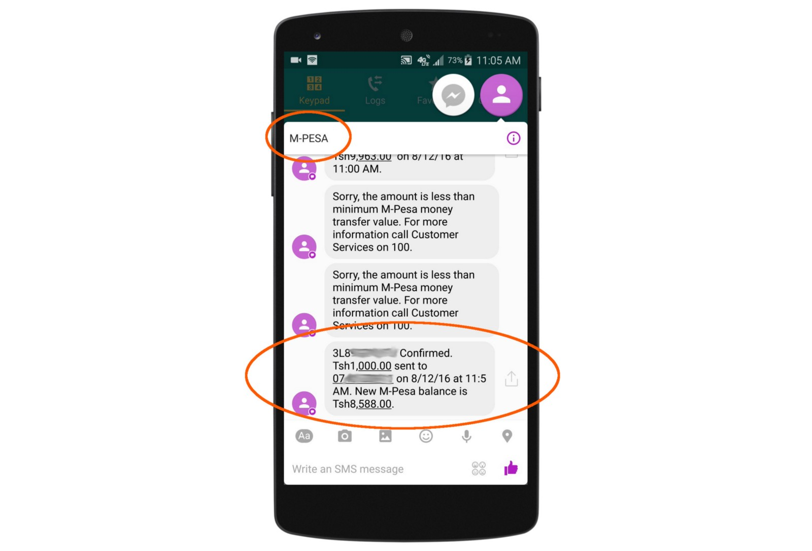 How to get response from ussd code from android? Stack overflow.