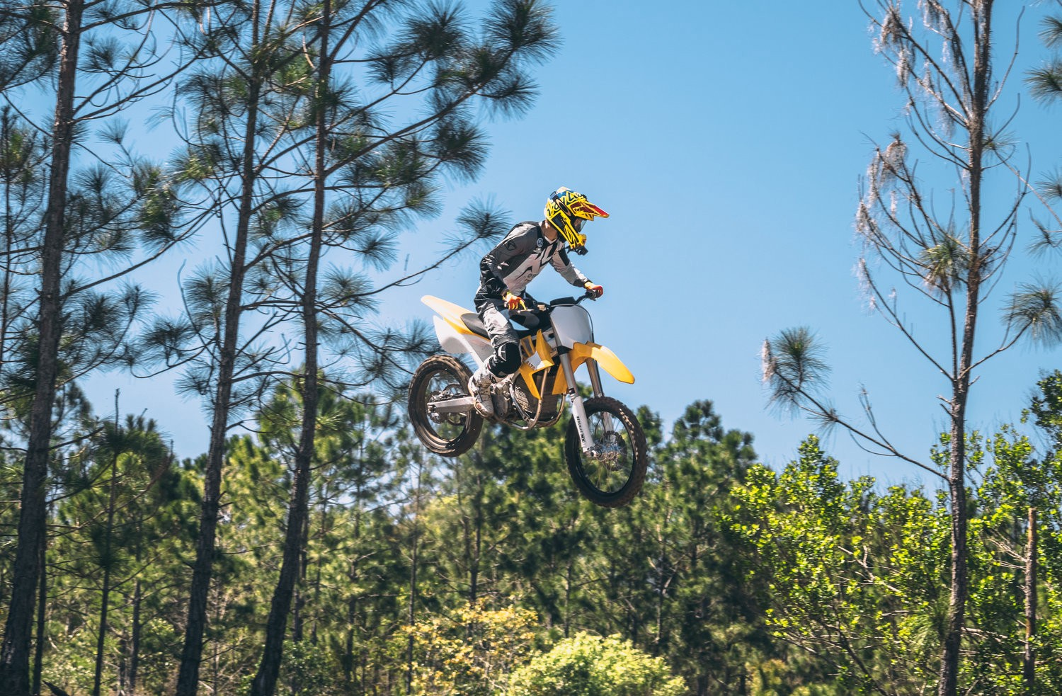 Electric Dirt Bikes Arent Just Toys Anymore Emmanuel Marshall