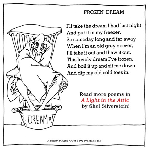 21 Short and Sweet Shel Silverstein Poems That'll Bring ...