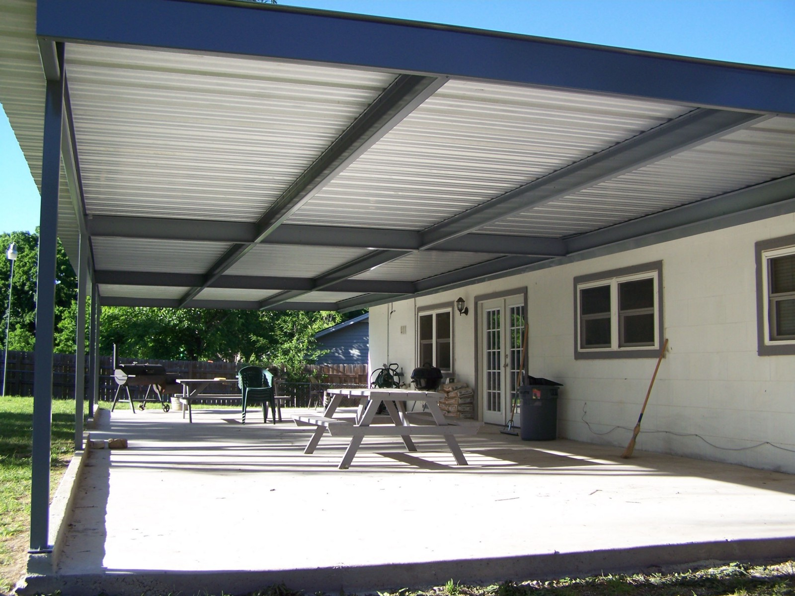 5 Reasons to Choose Aluminum Patio Covers – Bob Morgan ...
