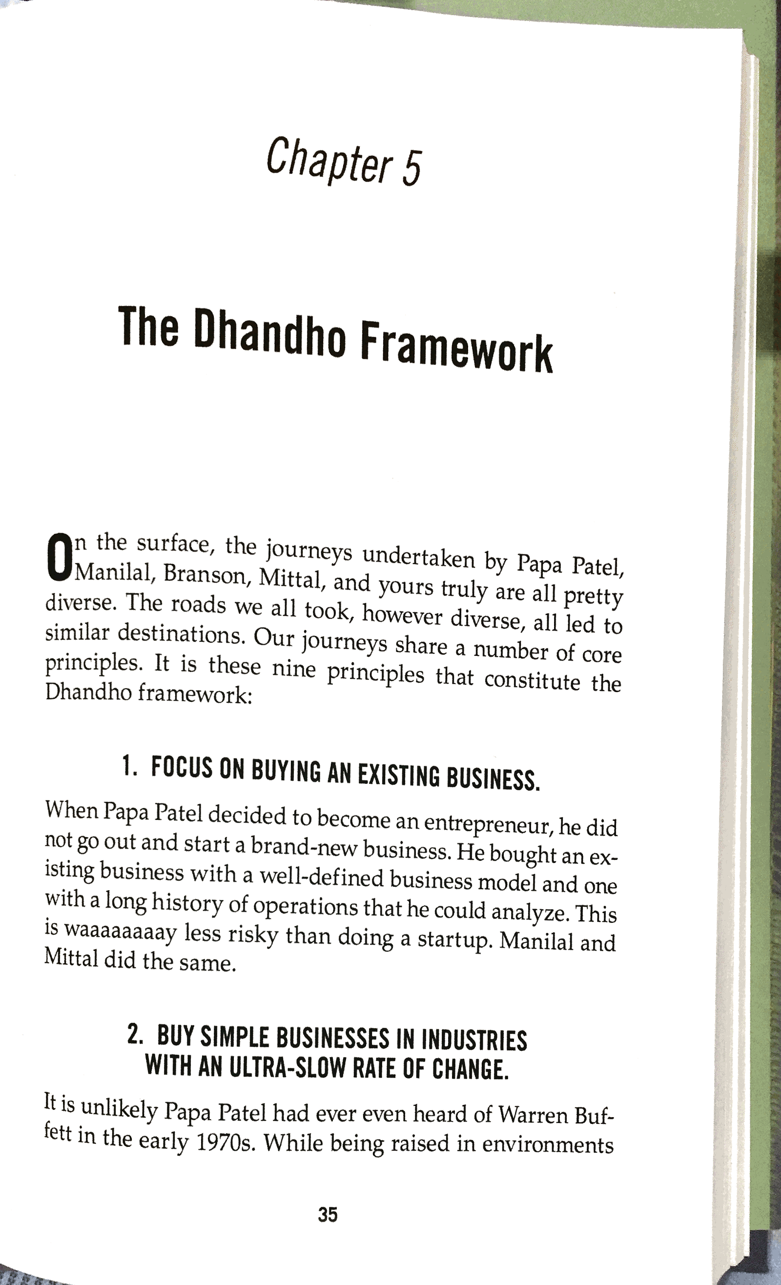 The Dhandho Investor Pdf