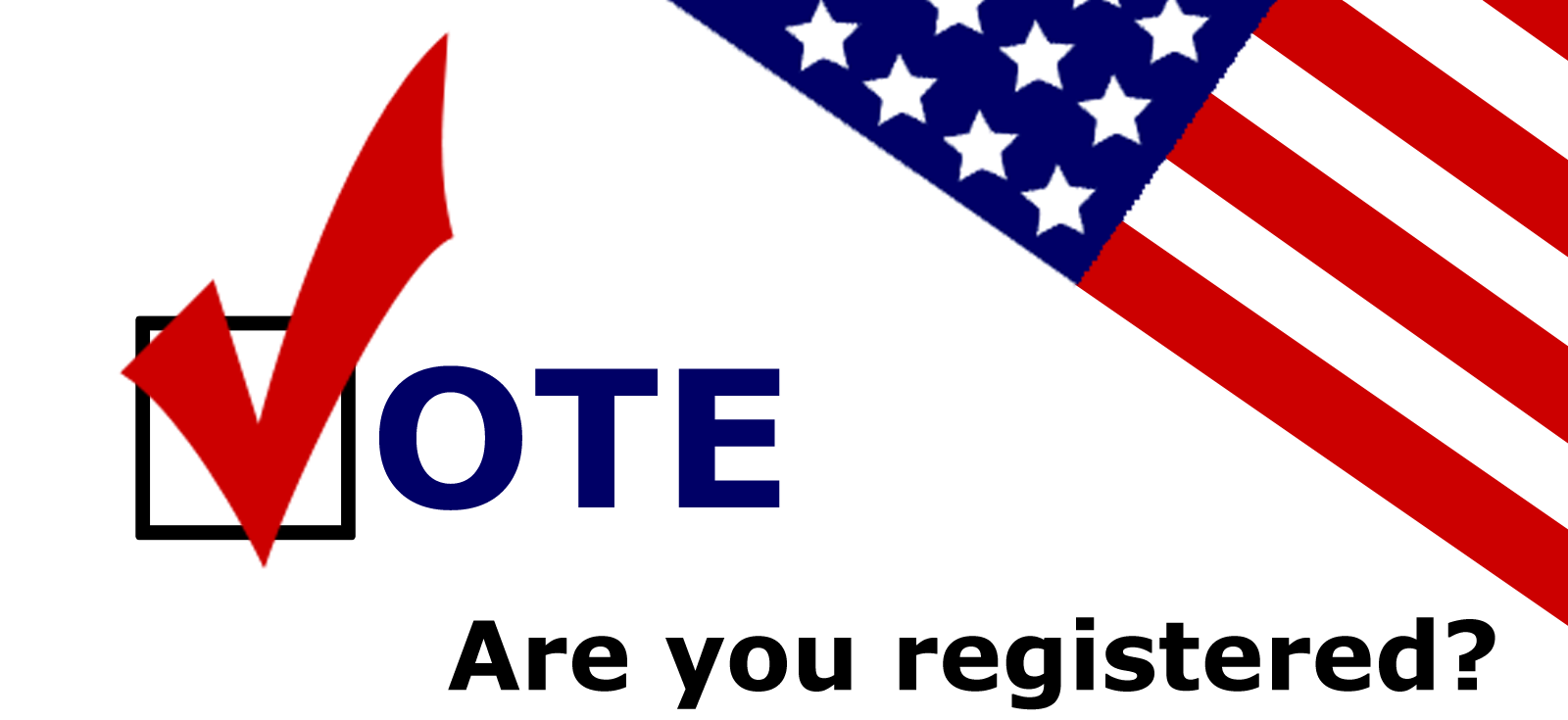 how and when to register to vote before the presidential election