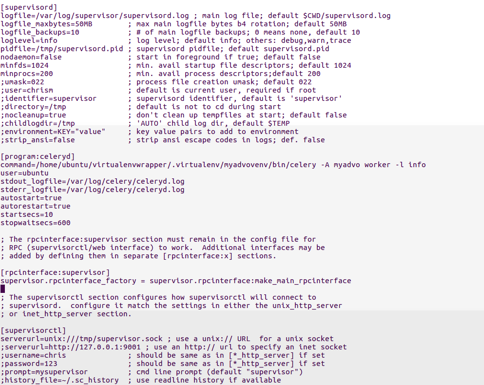 Hi, Thanks for the article  I'm using celery with rabbitMQ