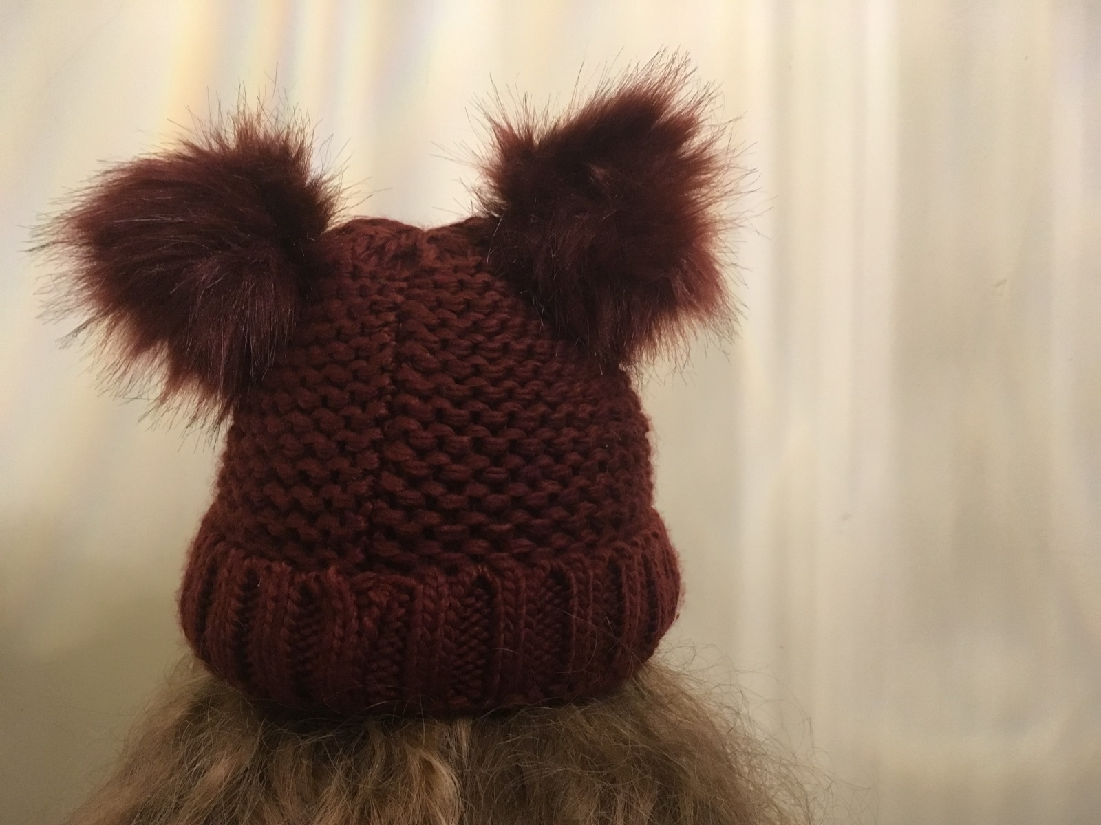 145  The Double Pom-Pom Hat – Objects – Medium d6fe86c72bf