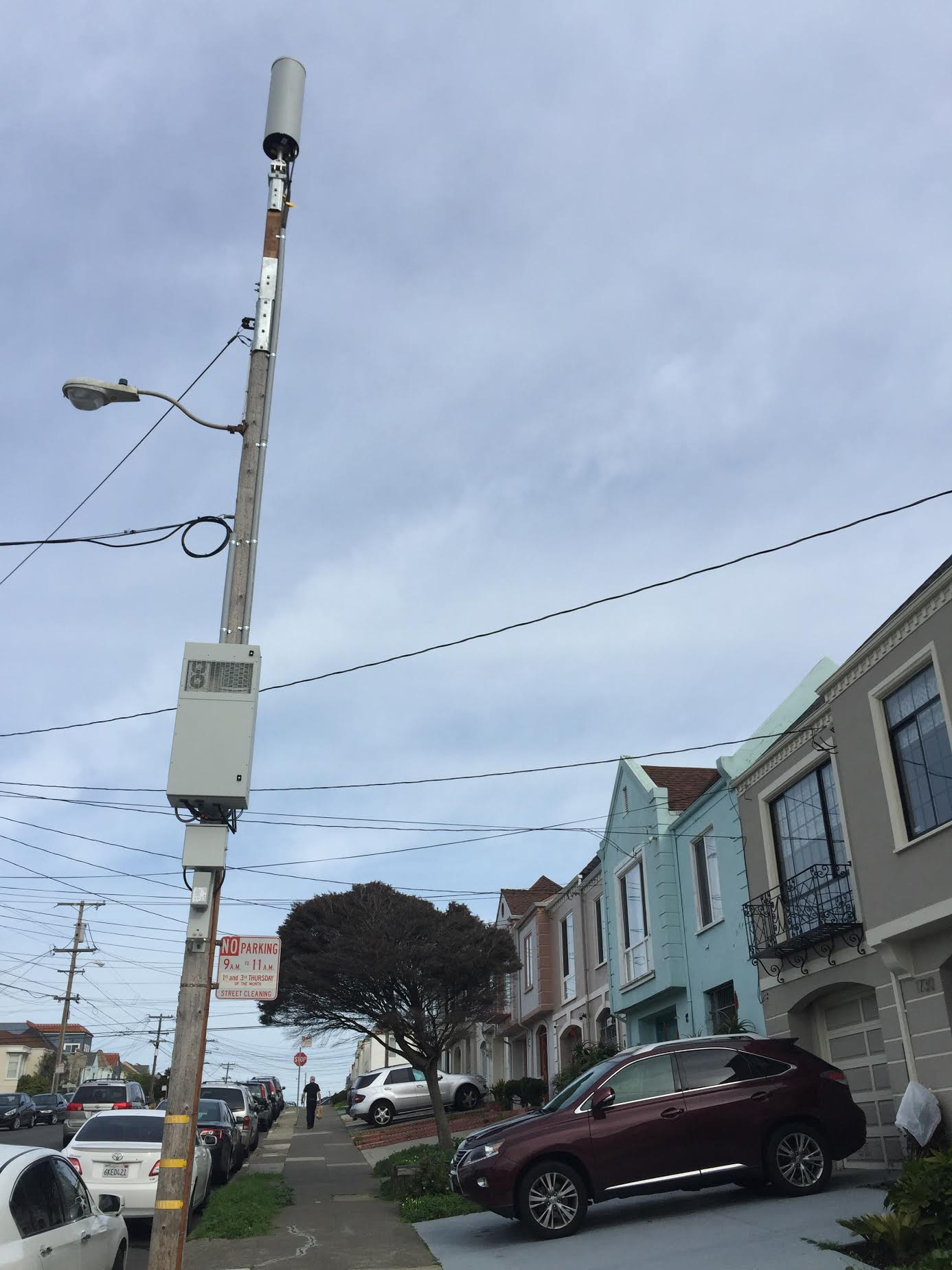 A Brave New World For Cell Antennas In California Omar