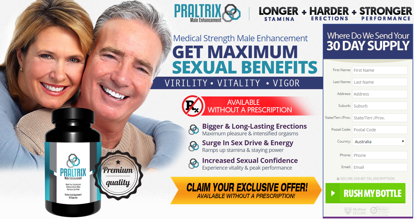 Sex Drive Booster Supplements