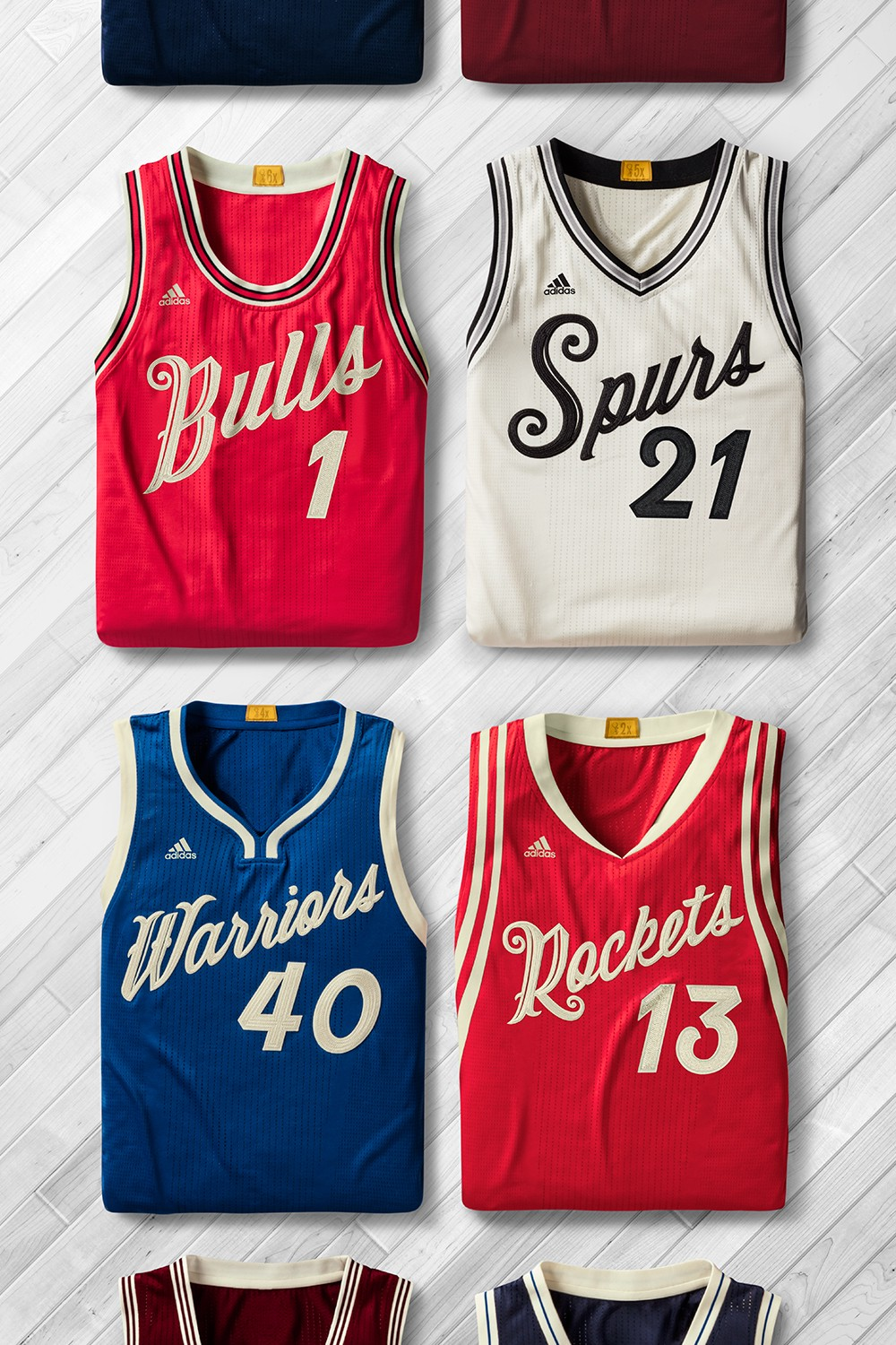 d397540328a How might this year s line of Christmas jerseys influence the league s  future fashion sensibilities  It s a hard thing