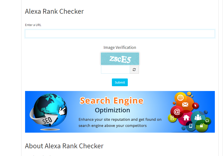 Know your website Ranking by Alexa Rank Checker – Parth Sarathi – Medium