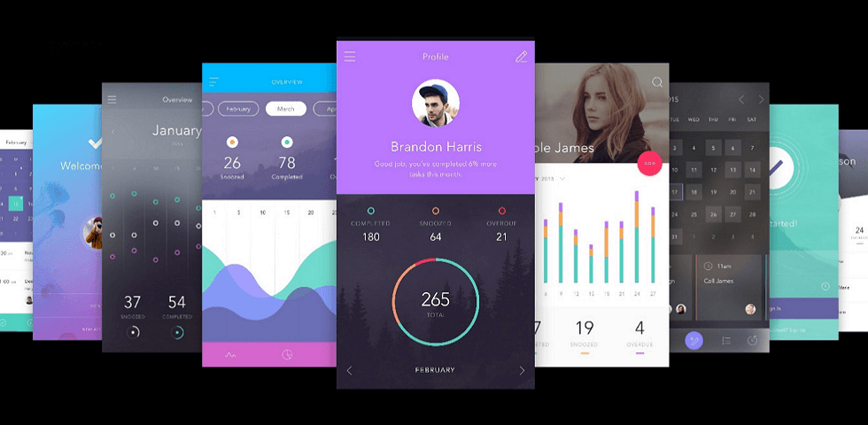 Best free material design ui kits for sketch psd in
