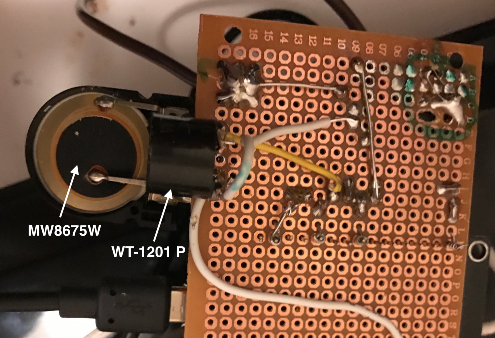 Esp8266 First Project Home Automation With Relays Switches Pwm Standby Generator On Off Switch Electrical Diy Chatroom Two Buzzers Mounted The Back Side Of Board I Module