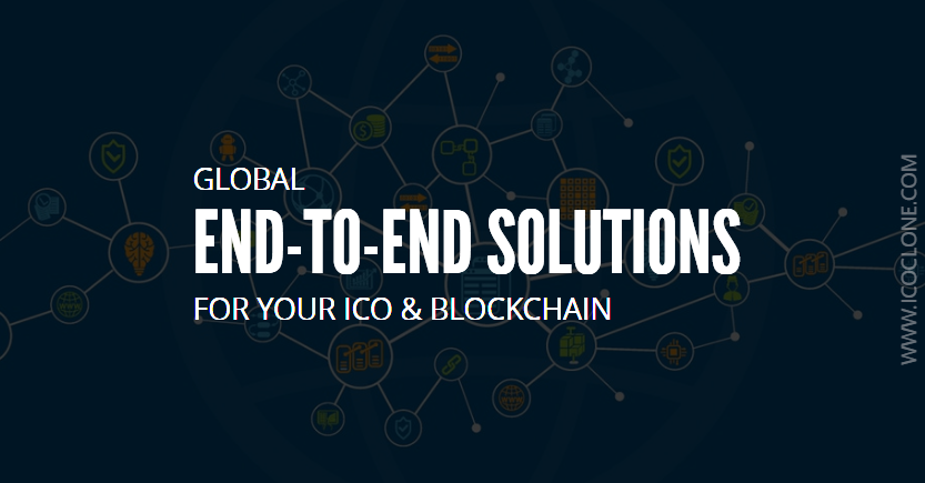 ICO script package with all important features to run & manage ICO - cover
