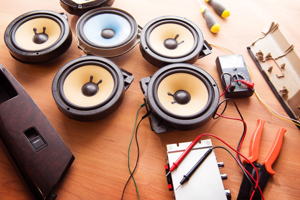 For The Most Part Speaker Configurations Are Going To Be Pretty Simple