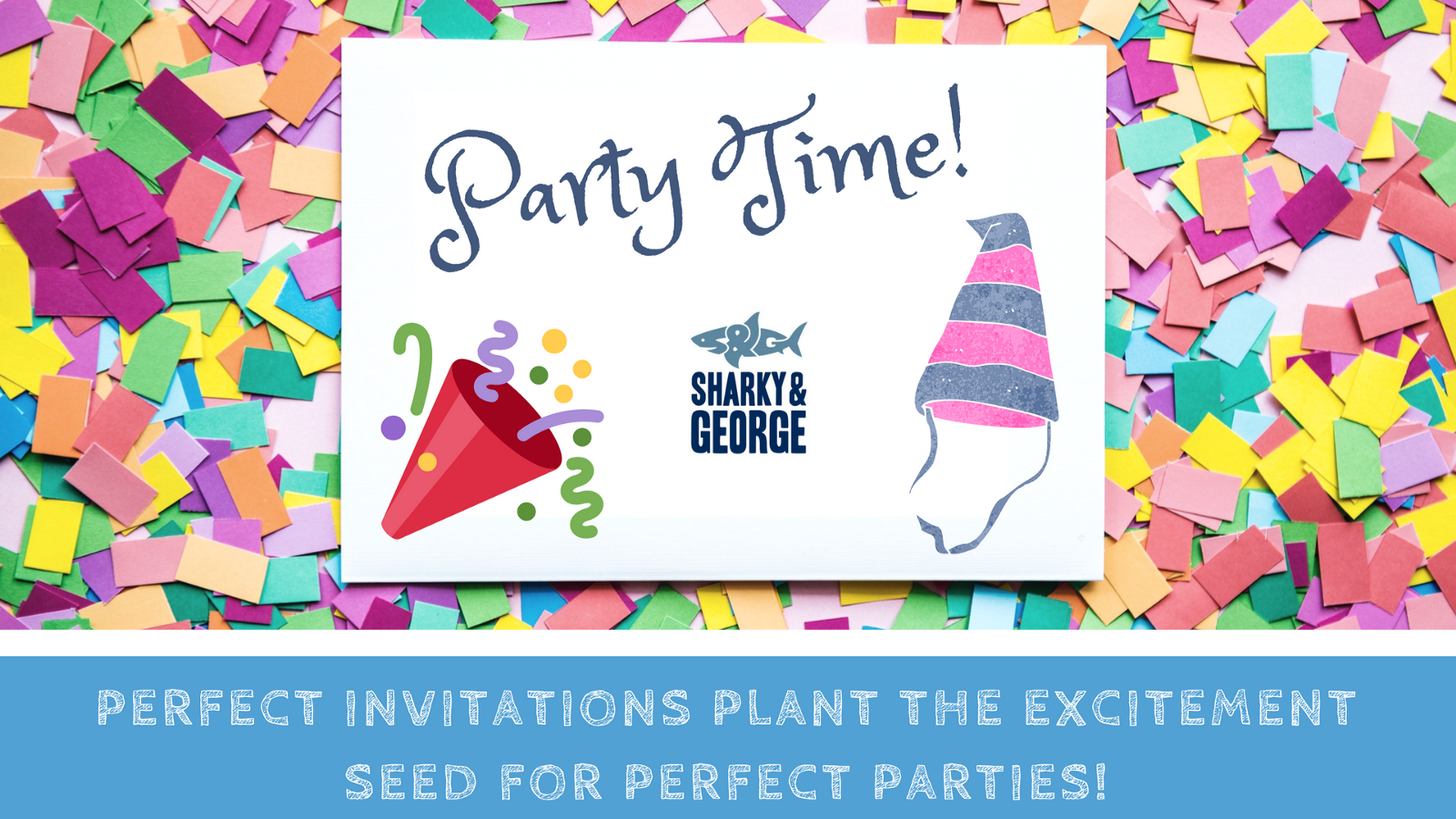 Does the perfect birthday party boil down to your choice of invites?