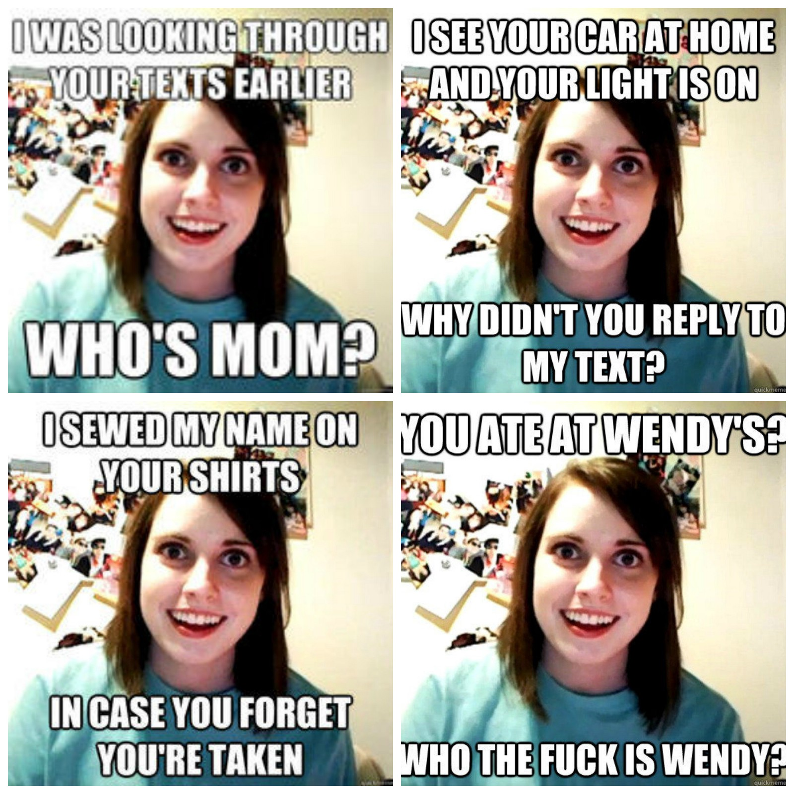 1*d _sgDHaT4qB4mYlEsuZTQ when being the overly attached girlfriend is actually cool