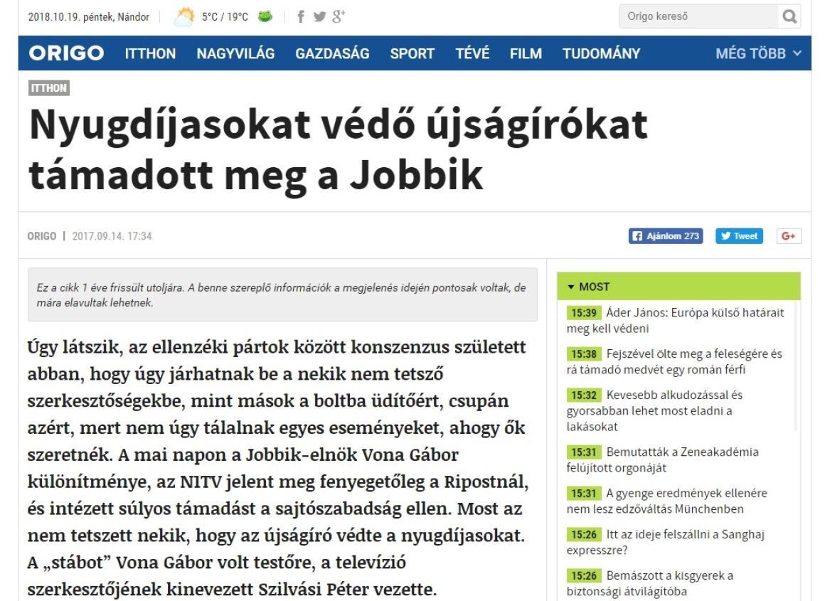 491ee9177c The Craziest Lies of Hungarian State Controlled Media —The Top 100 List