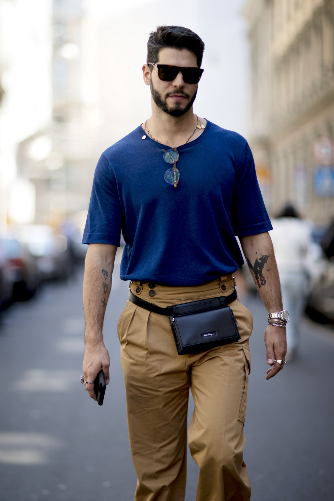 Fanny Packs are Back: Here's 5 Ways to Wear Them – THREAD ...