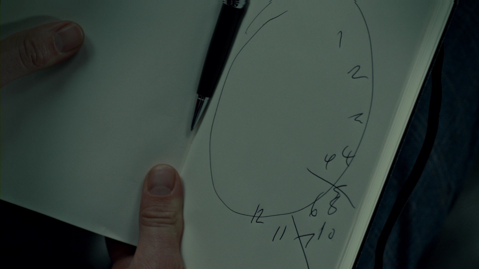 Yeah Hes Fine Im With Him Right Now He Just Drew This Crazy Ass Clock