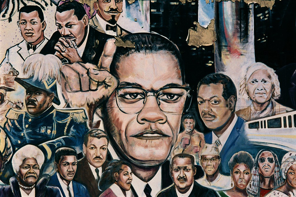 "logos pathos and ethos on malcom x The rhetoric of aristotle outline  iii rhetorical proof: logos, ethos, and pathos a the available means of persuasion are based on three kinds of proof 1 logical proof  an aristotelian analysis of malcolm x's ""the ballot or the bullet,"" see our treatment of chapter."