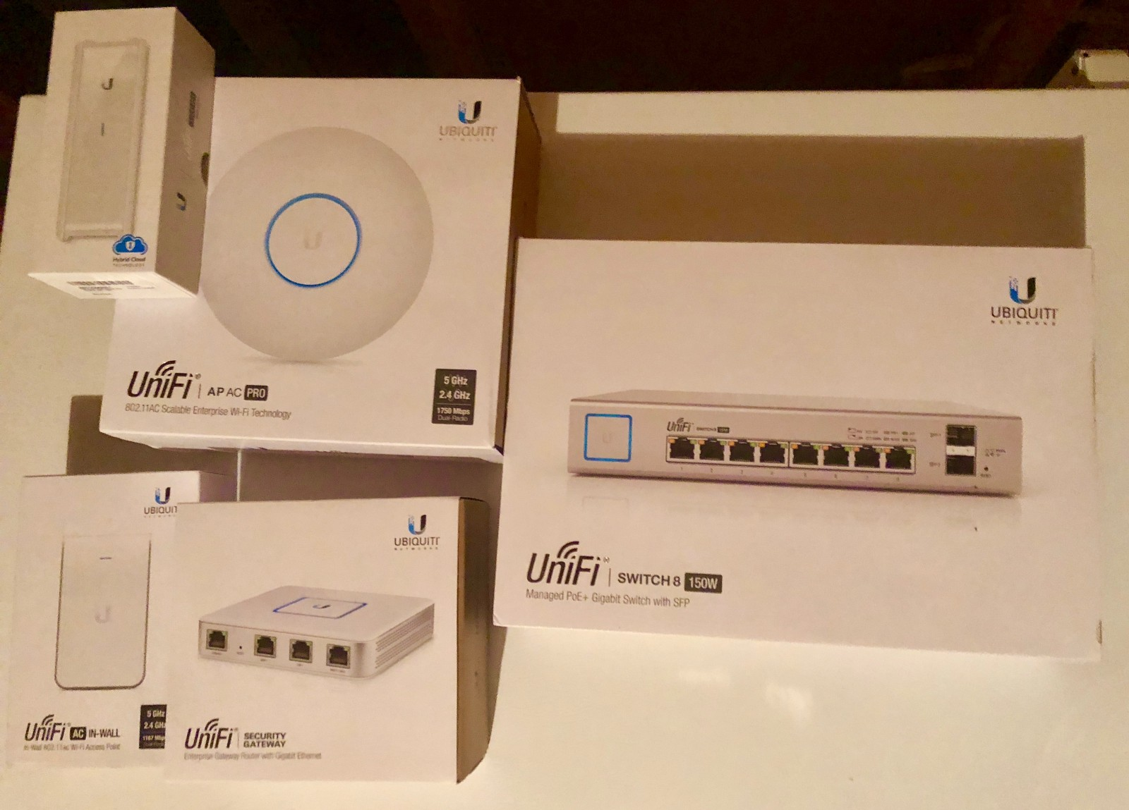 Ubiquiti Unifi Setup At Home Impressions From A Non Pro Electrical Wiring Basement Canada For Users Whom Solid Wi Fi Internet Connection Is Important Or Challenge Telecommuters Owners Of Larger Homes People Who Have Growing Number