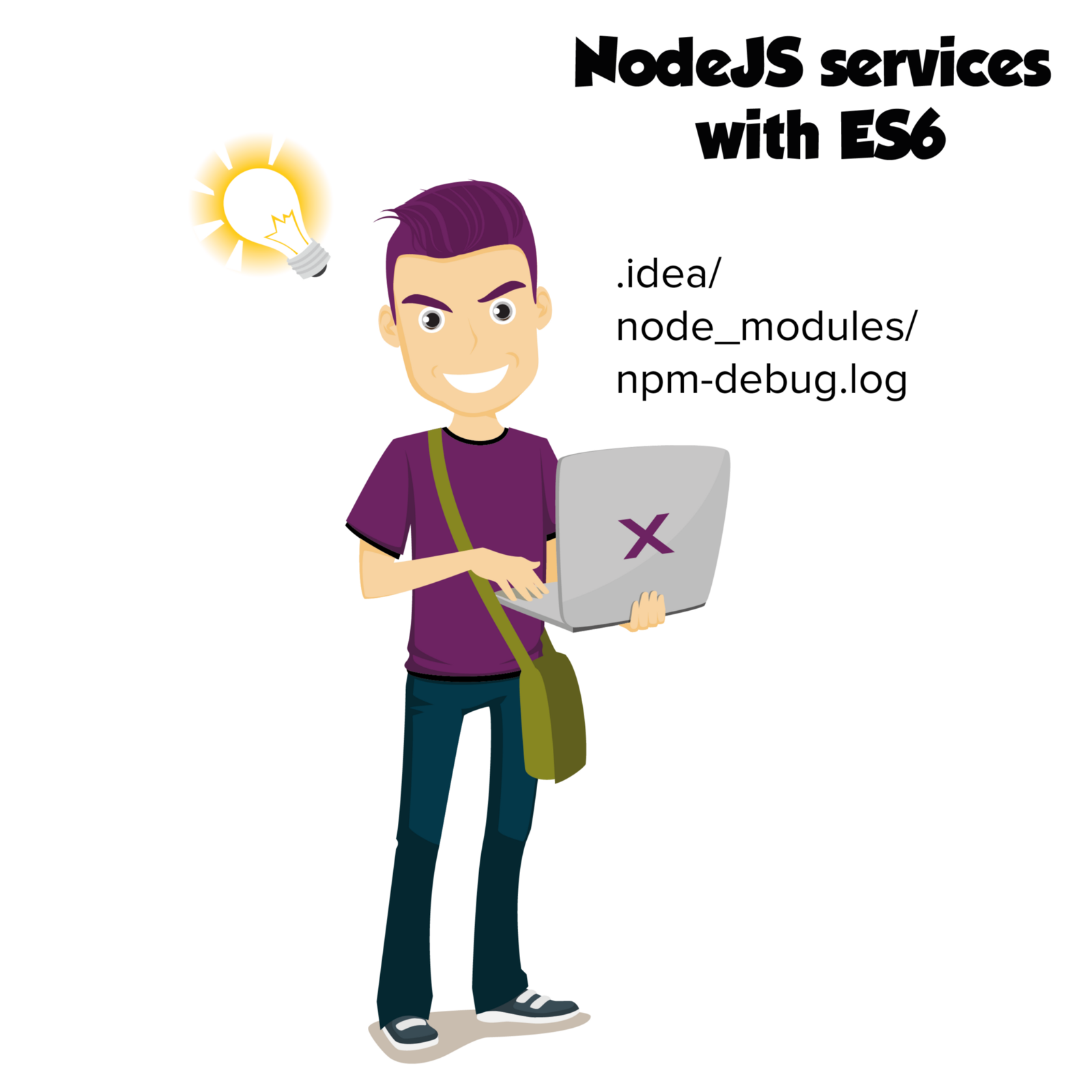 NodeJS services with ES6: Getting Started – Ramblings of a Dutch dev