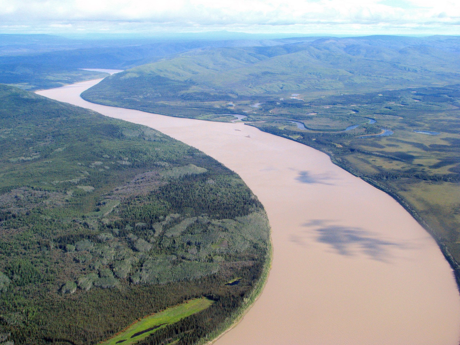 the yukon river rivers in world history
