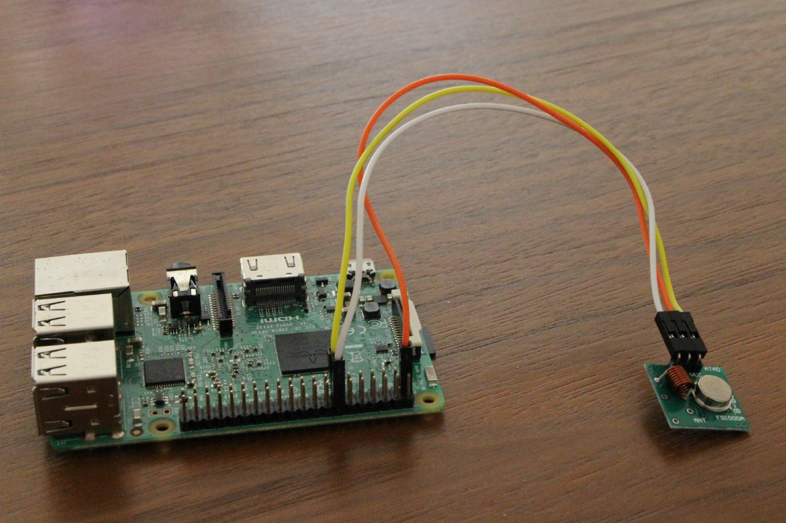 Voice Controlled Lights With A Raspberry Pi And Snips Wiringpi Open Source Software Setup