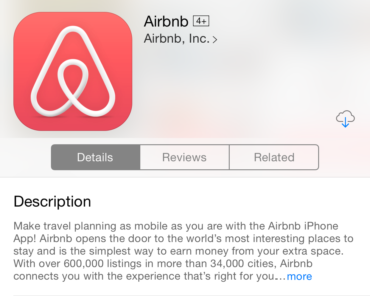 how to change language airbnb app