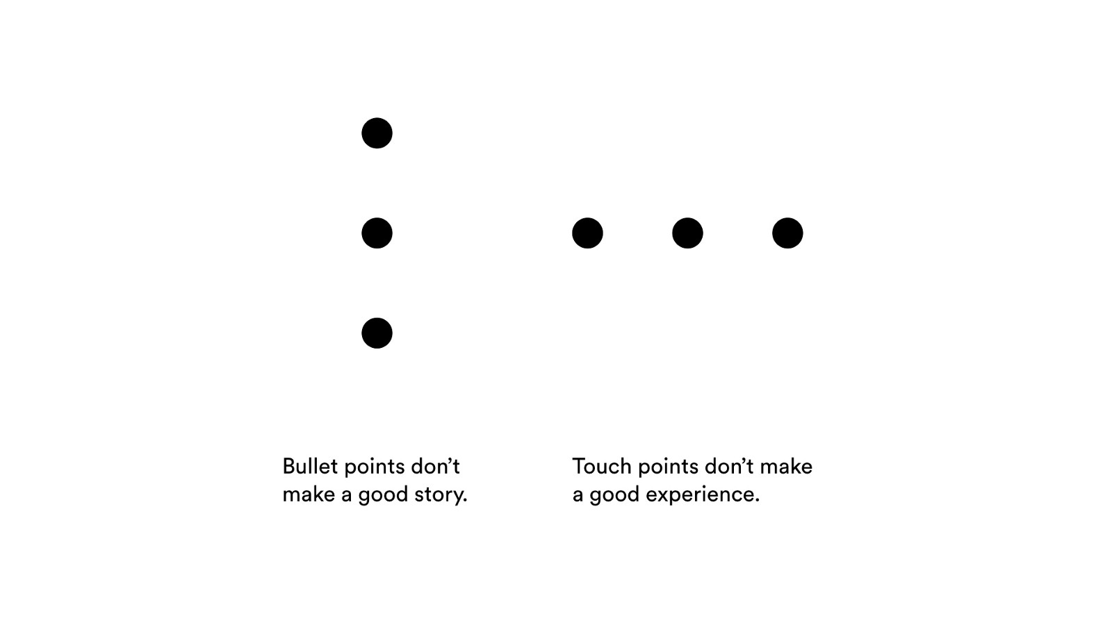 6 storytelling principles to improve your UX