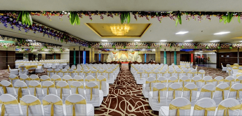 One Of The Mive Banquet Hall Situated In Central Suburb Dreams Is A Multi Use For Grand Wedding