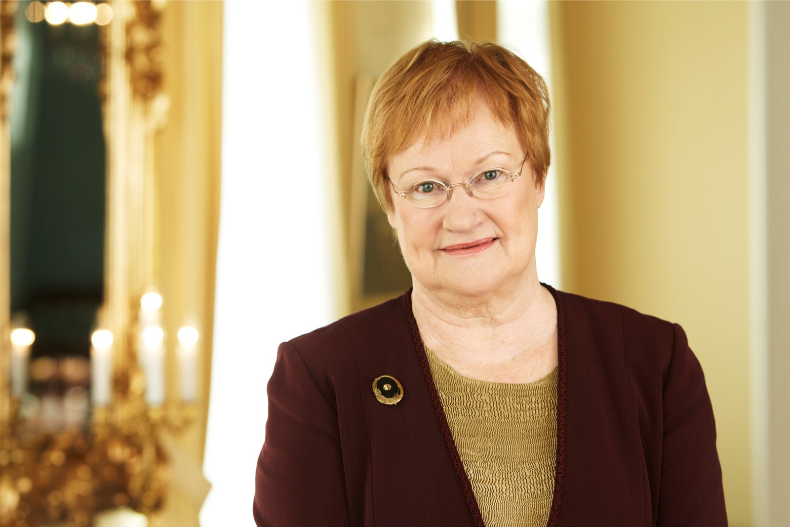 Reflections on Women and Peacebuilding  President Tarja HALONEN 2ca556e98f