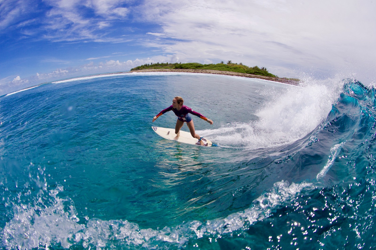 7 Steps To Surfing