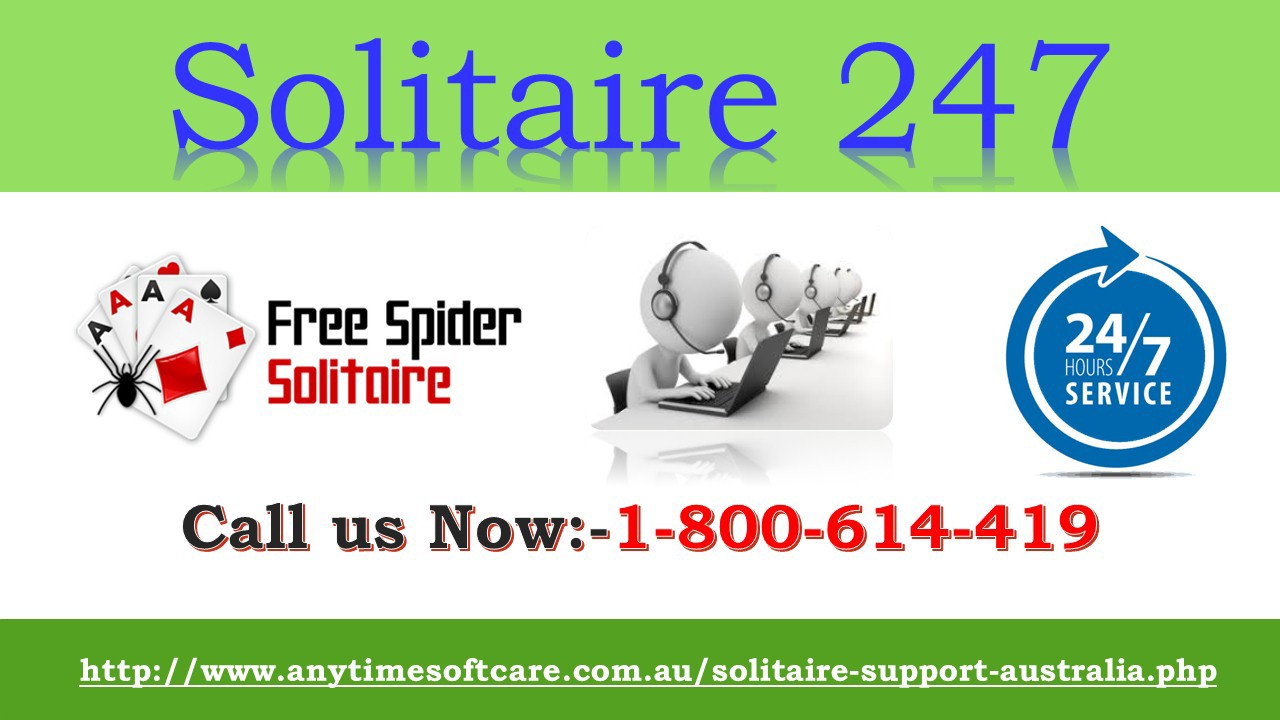 Use Solitaire 247 | 1–800–614–419 Service to Install Card Game in