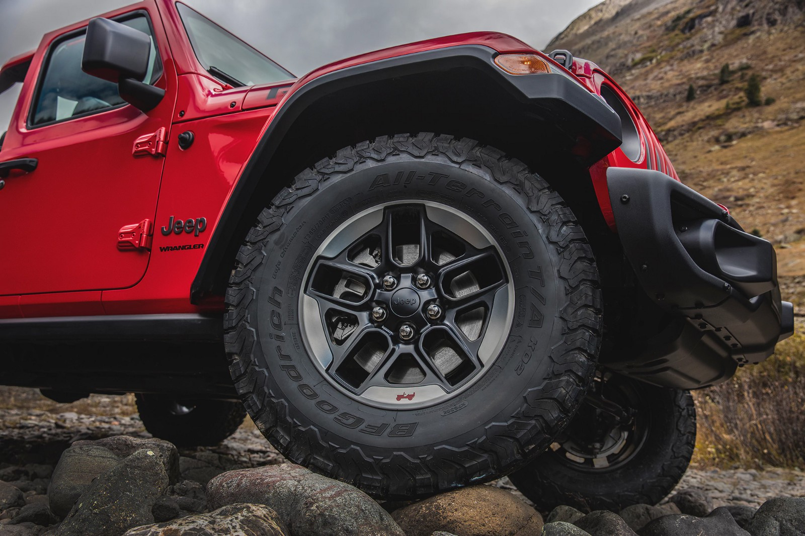 The 2018 Jeep Wrangler The Anatomy Of The Original Jeep