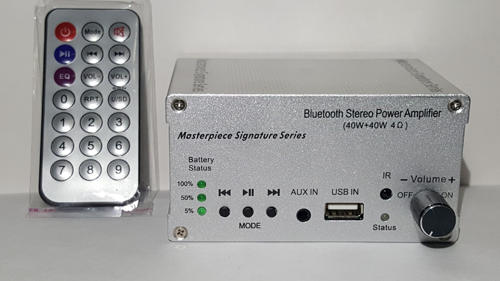 Best Bluetooth Portable Amplifier On The Market  – Masterpiece Corp