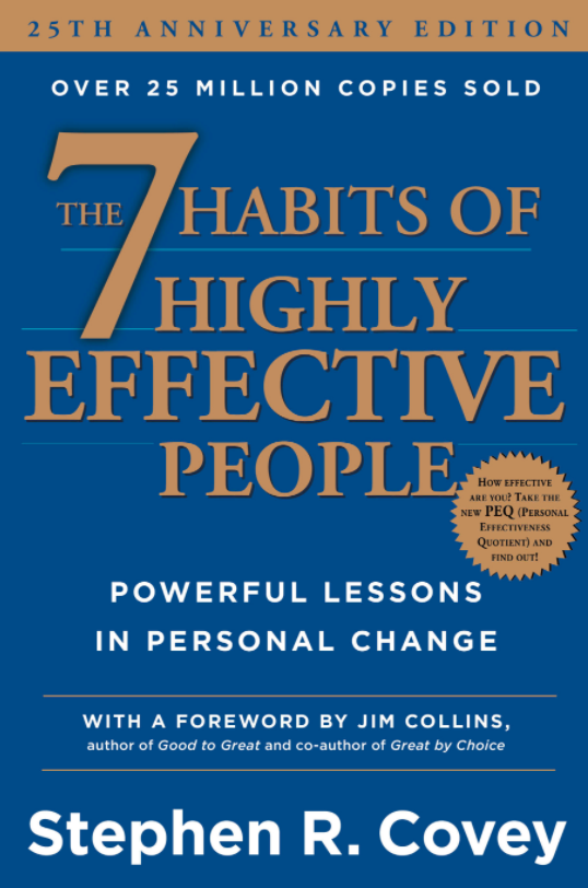 Book Review : 7 Habits of Highly Effective People – Kunal Ranjan – Medium