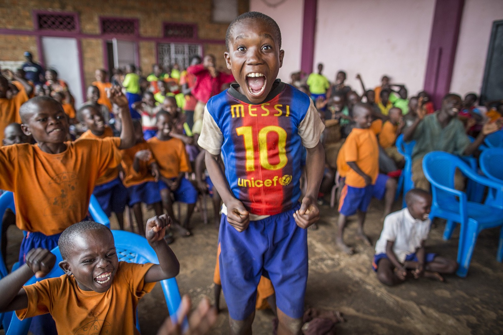 How UNICEF Harnesses the Power of Visual Storytelling