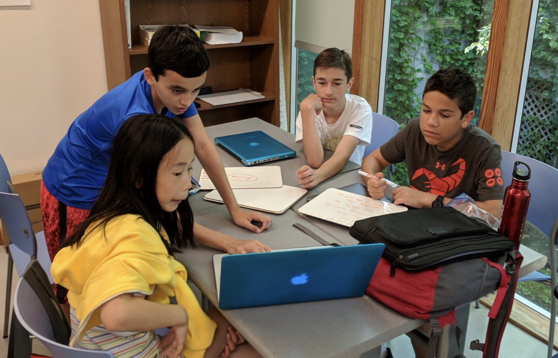 Promoting collaboration in a computer science classroom