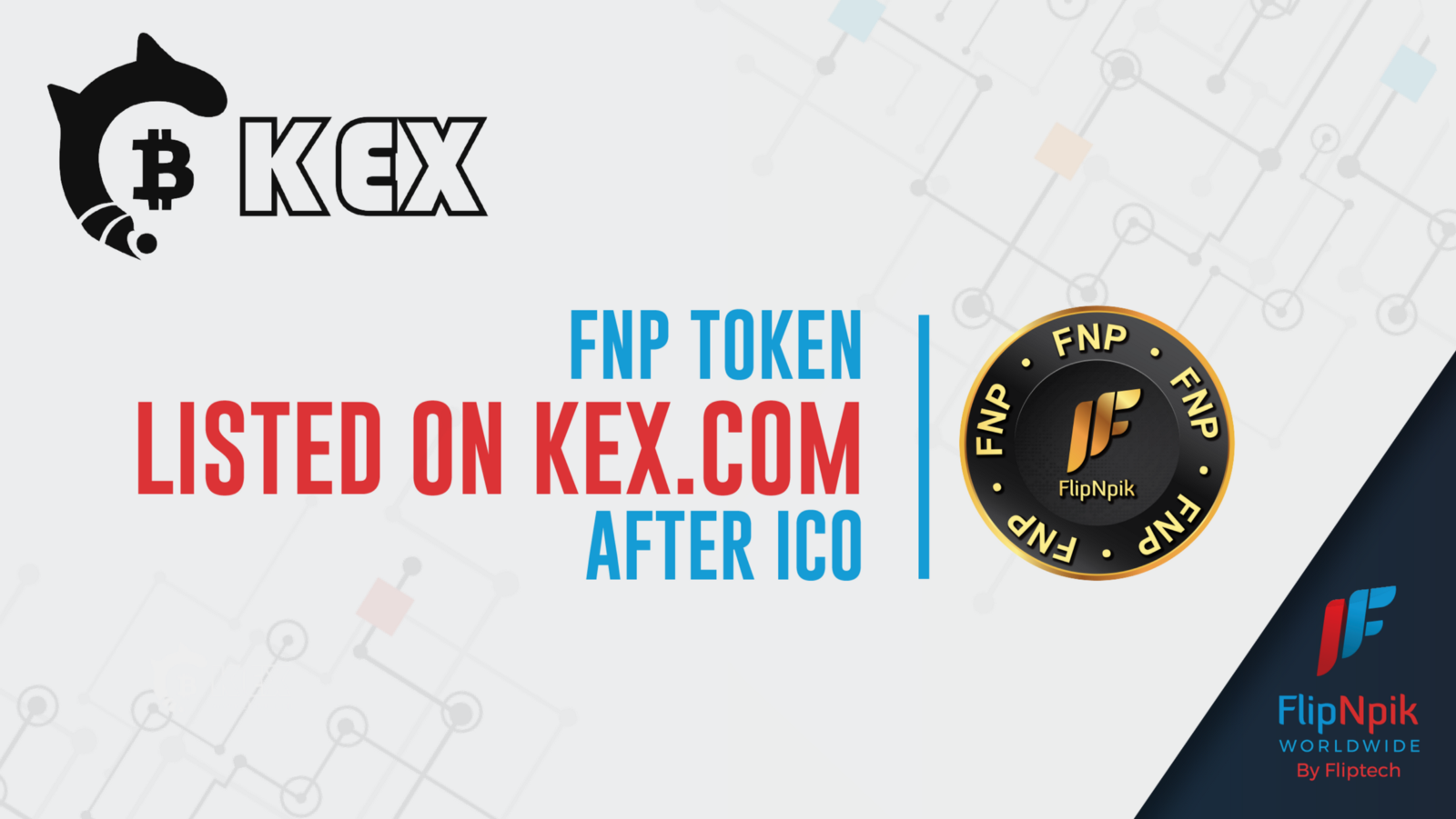 Flipnpik Signed An Agreement With Kex Exchange Flipnpik Worldwide