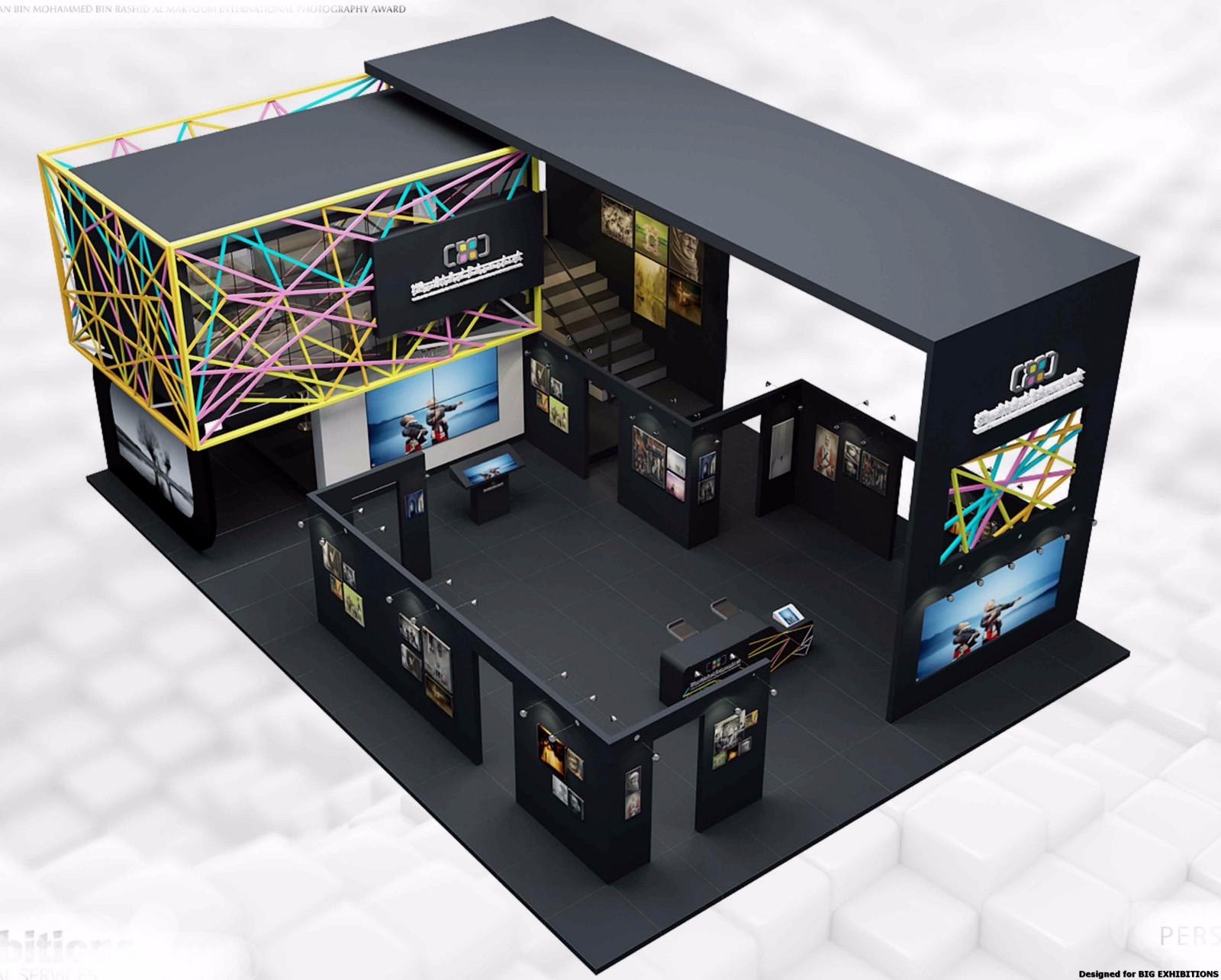 Exhibition Stand Structure : Exhibition stand design companies in dubai eic
