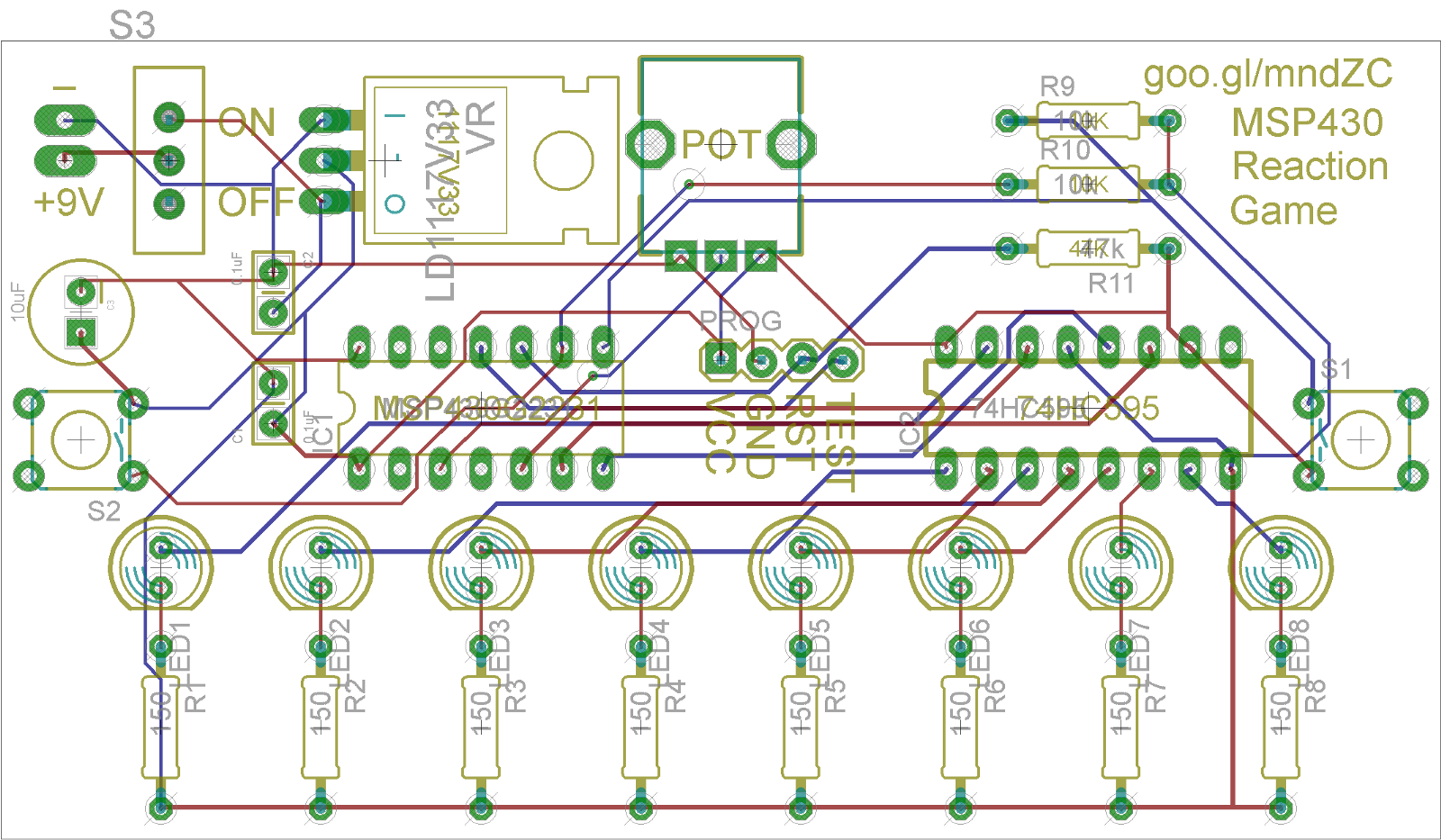 Using TopoR to Autoroute a KiCad PCB – My Life as a Tinkerer