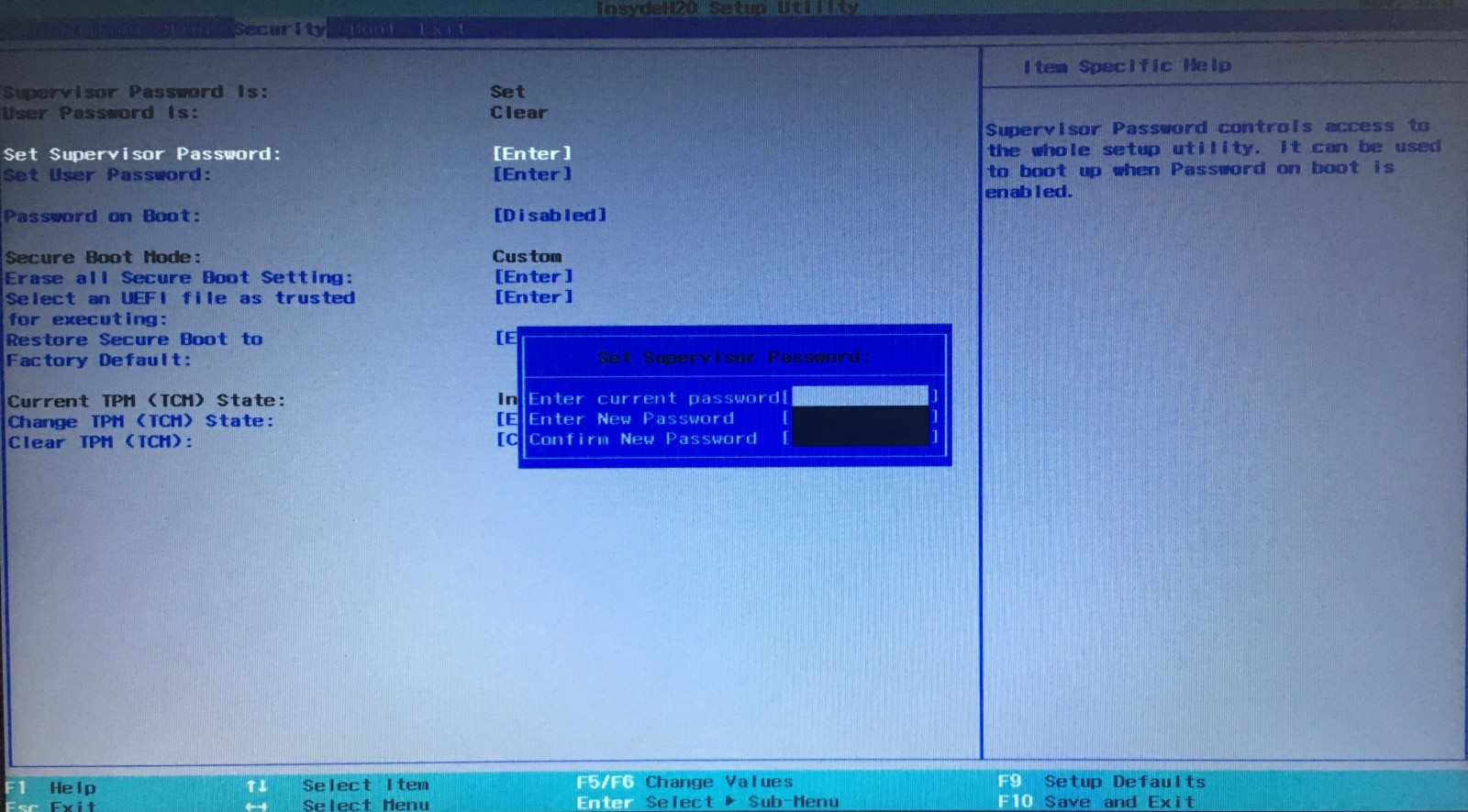 Dell Optiplex 7060 No Bootable Devices Found