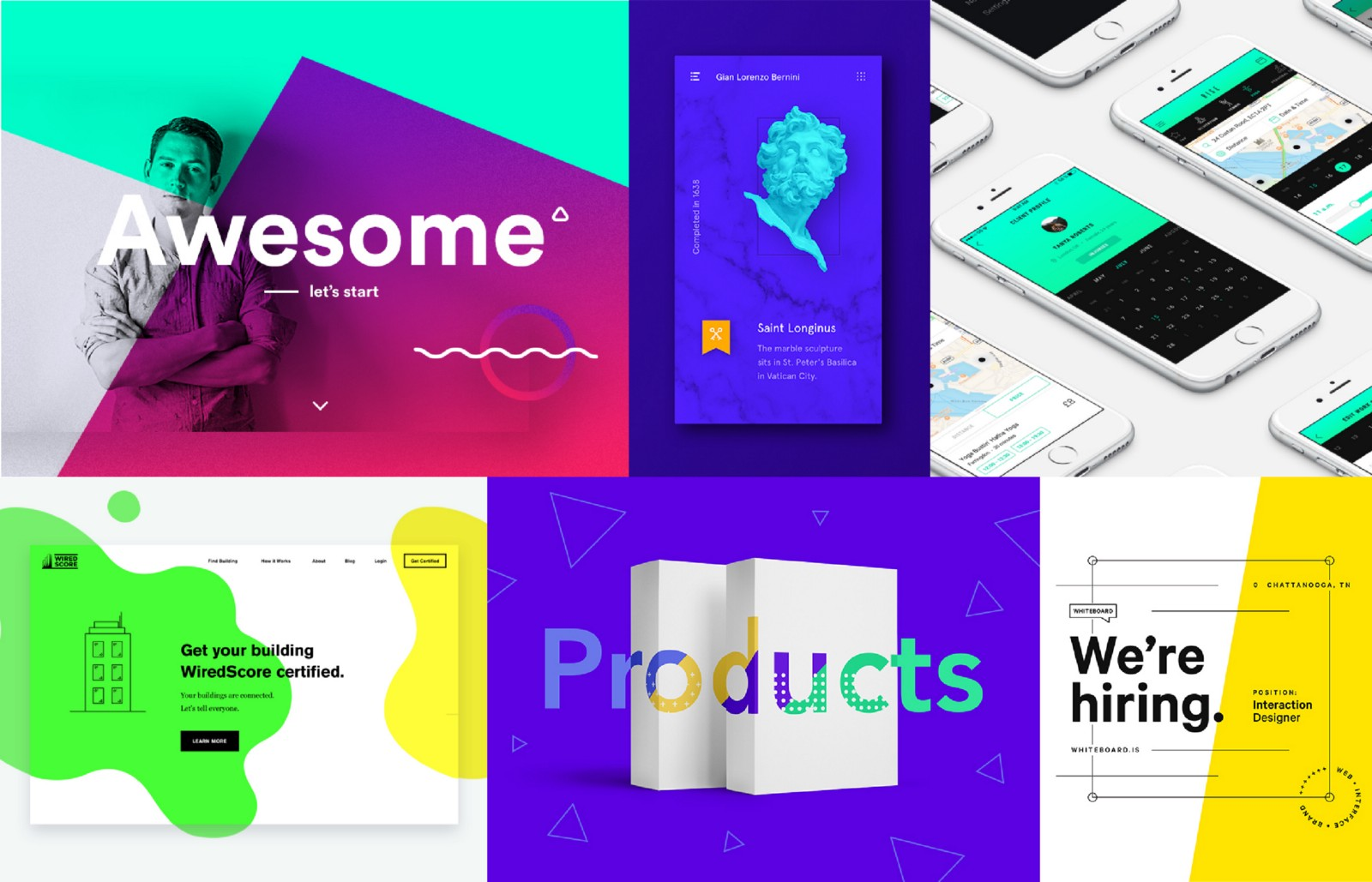 Graphic design trends for medium - As We All Know Colours Can Convey Emotions And They Can Be Used Strategically In Brand And Ui Design Bright Colours Tend To Grab Our Attention And Generate