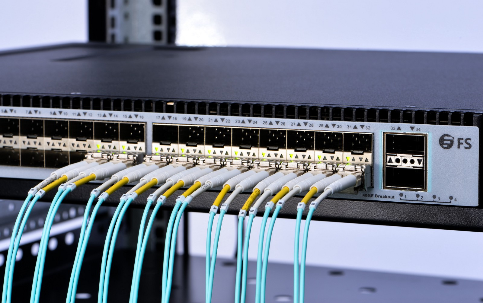 Patch Panel Vs Switch Whats The Difference Sylvie Liu Medium Internet Wiring Closet In Ethernet Lan Or Wan Modern Network Usually Determines Which Output Port To Use By Address