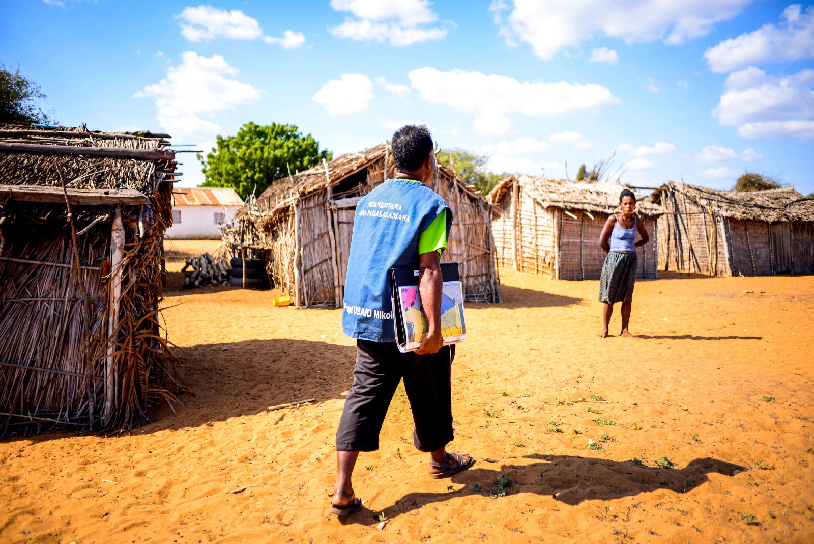 Mosquito Surveillance Uncovers New Information About Malaria Transmission in Madagascar