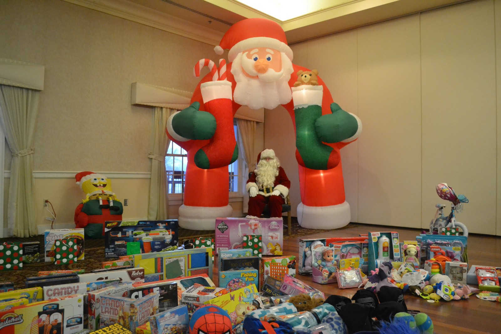 Evesham Holiday Wishes Program Makes Holidays Bright For Young Residents  Who Need It Most
