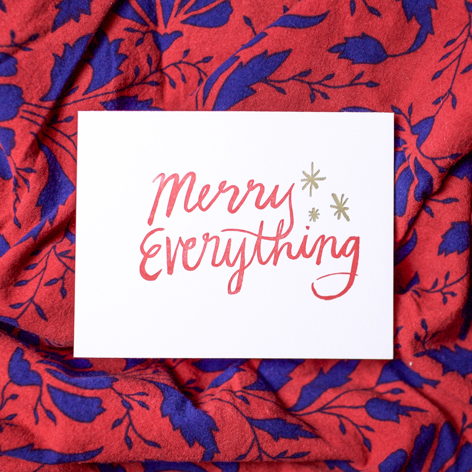 The 5 most popular cards to send in december punkpost medium merry everything by jess levitz of june letters lovely letters with a hint of glam made it easy for you all to send festive greetings for all the things m4hsunfo
